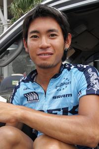 小野寺健選手