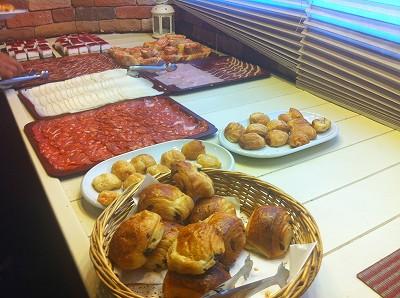 スペイン朝食