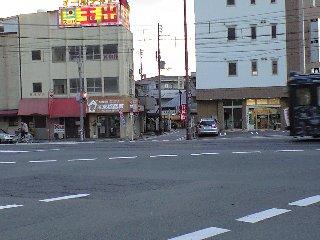 紀州街道 大道筋から湊西へ