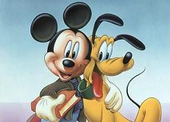ディズニー画像 ミッキー