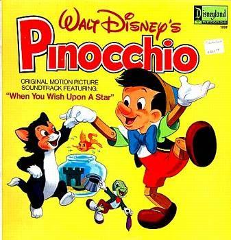 ディズニー画像 ピノキオ