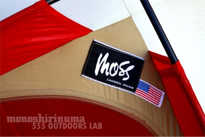 モノシリ沼 555nat MOSS TENT OLYMPIC モスオリンピック 2