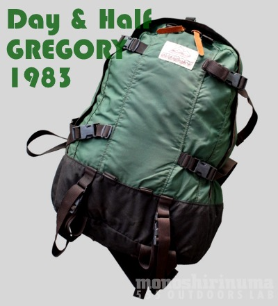 GREGORY DAY&HALF 1983 (1) モノシリ沼 555nat.com