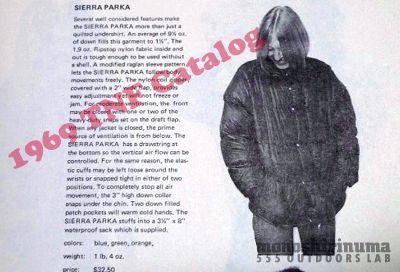 "The North Face ""SIERRA PARKA"" モノシリ沼 555nat.com (2)"
