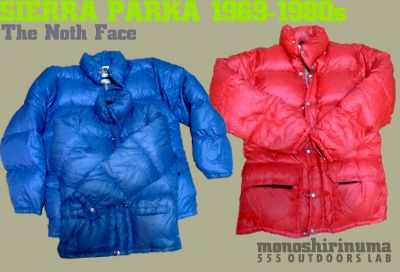"The North Face ""Sierra Parka""(1) モノシリ沼 555nat.com"