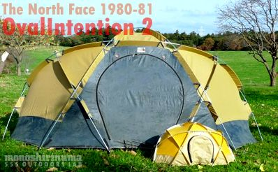 The North Face 1980 Oval Intention 2 Tent (1)  モノシリ沼 555nat.com
