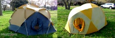 The North Face 1980 Oval Intention 2 Tent (3)  モノシリ沼 555nat.com