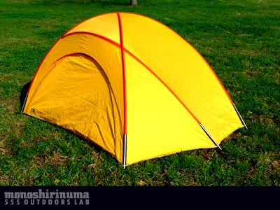 Early Winters Starship Gore-tex Tent (2) モノシリ沼 555nat.com 1970-80s アウトドア温故知新