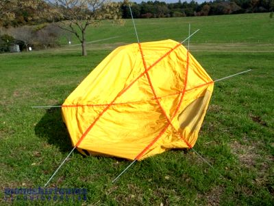 Early Winters Starship Gore-tex Tent (5) モノシリ沼 555nat.com 1970-80s アウトドア温故知新
