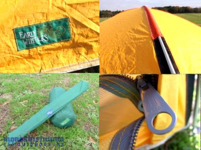Early Winters Starship Gore-tex Tent (6) モノシリ沼 555nat.com 1970-80s アウトドア温故知新