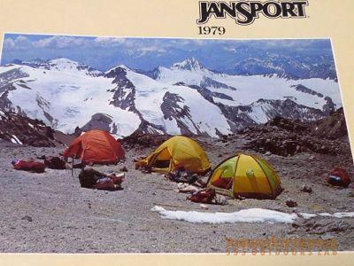 jansport カタログ1973-83(2), モノシリ沼, 555nat.com