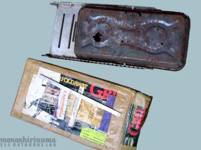 モノシリ沼 555nat.com アウトドア温故知新 1980年代 L.L.Bean ALL IN ONE GRILL(3)