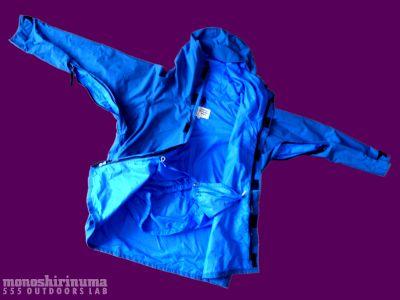 モノシリ沼 555nat.com アウトドア温故知新 1970s-80s Marmot Mountain Works All Weather Parka (2)
