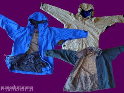 モノシリ沼 555nat.com アウトドア温故知新 1970s-80s Marmot Mountain Works All Weather Parka (7)