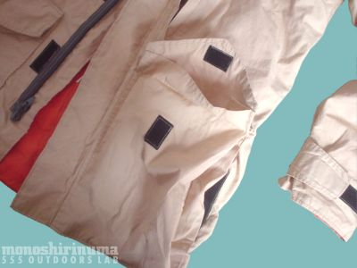 モノシリ沼 555nat.com 1970-80sアウトドア温故知新 Synergy Works 1977 Ventile Cotton Parka (5)