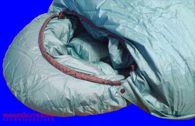 モノシリ沼 555nat.com 1970-80sアウトドア温故知新 FEATHERED FRIENDS 1988 EXPEDITION SLEEPING BAG フェザーフレンズ・エクスペディション・スリーピングバッグ(7)