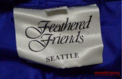 モノシリ沼 555nat.com 1970-80sアウトドア温故知新 立体ダウンベストの登場。FEATHERED FRIENDS社Helios Vest (6)