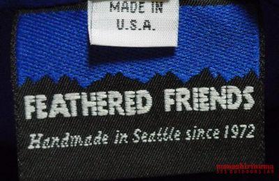 モノシリ沼 555nat.com 1970-80sアウトドア温故知新 立体ダウンベストの登場。FEATHERED FRIENDS社Helios Vest (7)
