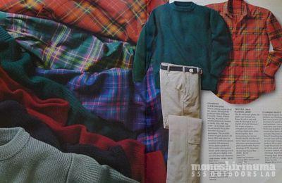 モノシリ沼 555nat.com 1970-80sアウトドア温故知新 Patagonia FALL 1989 カタログと掲載商品(8)
