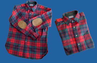 モノシリ沼 555nat.com 1970s-80sアウトドア温故知新 1970s Pendleton Wool Shirts ペンドルトン100%ウール (5)