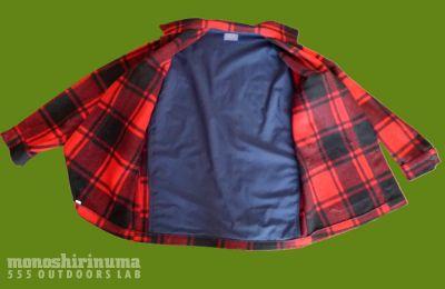 モノシリ沼 555nat.com 1970s-80sアウトドア温故知新 ウールシャツの呪い? PENDLETON製シングルマッキノウ(2)
