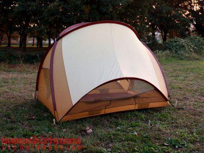 モノシリ沼 555nat.com 1970s-80sアウトドア温故知新 Moss Tent 1980s ENCORE モステント・アンコール(1)