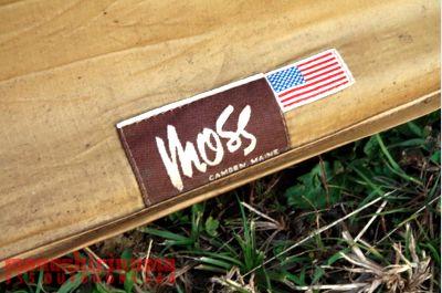 モノシリ沼 555nat.com 1970s-80sアウトドア温故知新 Moss Tent 1980s ENCORE モステント・アンコール(2)