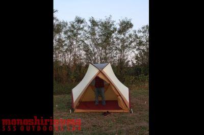 モノシリ沼 555nat.com 1970s-80sアウトドア温故知新 Moss Tent 1980s ENCORE モステント・アンコール(4)