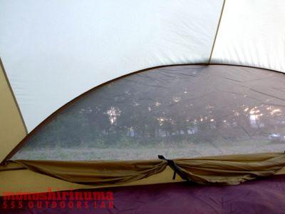 モノシリ沼 555nat.com 1970s-80sアウトドア温故知新 Moss Tent 1980s ENCORE モステント・アンコール(6)