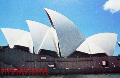 モノシリ沼 555nat.com 1970s-80sアウトドア温故知新 Moss Tent 1980s Sydney モステント・シドニー(3)