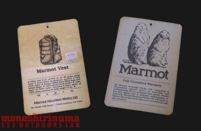 モノシリ沼 555nat.com 1970s-80sアウトドア温故知新 Marmot Mountain Works 1970s Down Vest 3