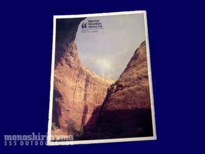 モノシリ沼アウトドア温故知新 555nat.com marmot mountain works マーモットマウンテンワークス 1970s-80sカタログ(8)