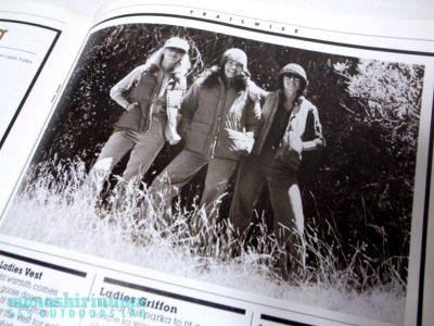 モノシリ沼 555nat.com 1970s-80sアウトドア温故知新 いぶし銀 AuthenticなTRAILWISEトレイルワイズ・カタログ(4)
