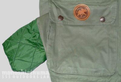 モノシリ沼 555nat.com 1970-80sアウトドア温故知新 ボブ リーの行跡を追体験 HUNTING WORLD フィールドコート(5)