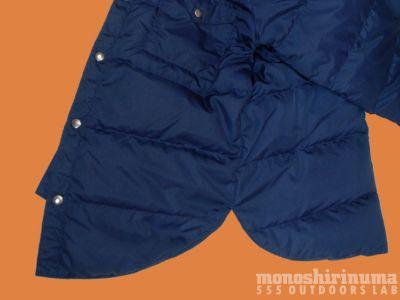 モノシリ沼 555nat.com 1970-80sアウトドア温故知新 ノースフェイス 1976-7 スタッフド・シャツ The North Face Stuffed Shirts(3)