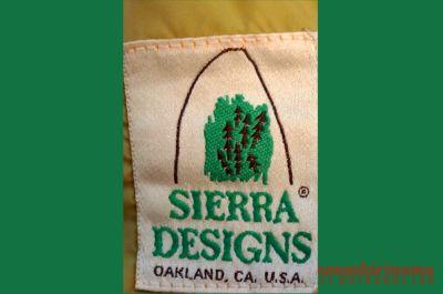 モノシリ沼 555nat.com 1970-80sアウトドア温故知新 1970-80s Sierra Designs SIERRA PARKA シェラデザイン「シェラパーカ」 (4)