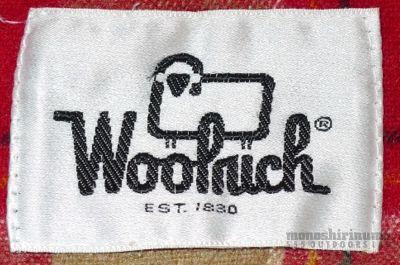 モノシリ沼 555nat.com 1970-80sアウトドア温故知新 1970s WOOLRICH 60/40 Mountain Parka ウールリッチ・マウンテンパーカ(3)