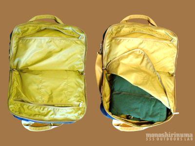 モノシリ沼 555nat.com monoshirinuma 1970-1980s アウトドア温故知新 ノースフェイス1980年代キャリーオンバッグ 1980s The North Face Carry On Bag (3)