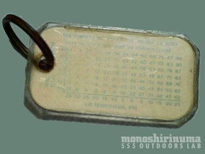モノシリ沼 555nat.com monoshirinuma 1970-1980s アウトドア温故知新 MAIL ORDER入門に最適だったLL Beanのジップサーモメーター (2)