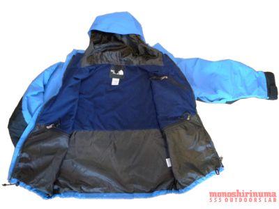 モノシリ沼 555nat.com monoshirinuma 1970-1980s アウトドア温故知新 The North Face MOUNTAIN JACKET&MOUNTAI PANTS Made in USA 1980年代ノースフェイス・マウンテンジャケット&パンツ(3)