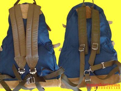 モノシリ沼 555nat.com monoshirinuma 1970-1980s アウトドア温故知新 Made in USA The North Face 1970s-80s Day Pack ノースフェイス・デイパック(2)