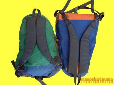 モノシリ沼 555nat.com monoshirinuma 1970-1980s アウトドア温故知新 Made in USA The North Face 1970s-80s Day Pack ノースフェイス・デイパック(8)