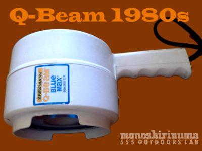 モノシリ沼 555nat.com monoshirinuma 1970-1980s アウトドア温故知新 Made in USA Q-BEAM(1)