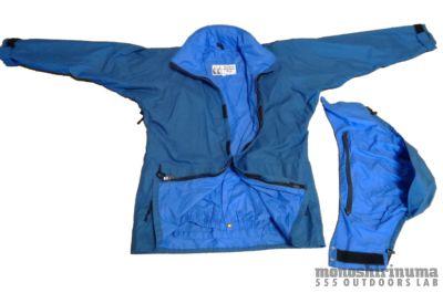 モノシリ沼 555nat.com monoshirinuma 1970-1980s アウトドア温故知新 Made in USA マーモットマウンテンワークス Marmot Mountain Works POWDER JACKET(3)
