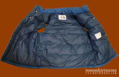 モノシリ沼 555nat.com monoshirinuma 1970-1980s アウトドア温故知新 Made in USA The North Face 1980s LOBO ノースフェイス・ベスト Hollofil �(2)