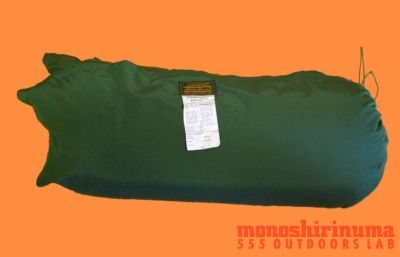 モノシリ沼 555nat.com monoshirinuma 1970-1980s アウトドア温故知新 Made in USA Eddie Bauer HEAVYDUTY SLEEPING BAG(8)