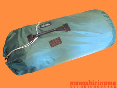 モノシリ沼 555nat.com monoshirinuma 1970-1980s アウトドア温故知新 Made in USA Eddie Bauer HEAVYDUTY SLEEPING BAG デラックスキャリーバック