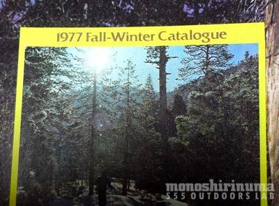 モノシリ沼 555nat.com monoshirinuma 1970-1980s アウトドア温故知新 Made in USA 極地用ダウンジャケット The North Face Brooks Rangeの変遷(11)