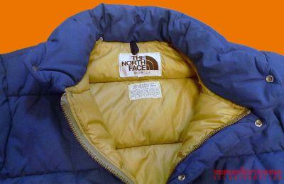 モノシリ沼 555nat.com monoshirinuma 1970-1980s アウトドア温故知新 Made in USA The North Face Polar Guard PUMA ノースフェイス(3)