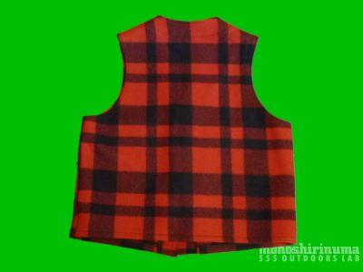 モノシリ沼 555nat.com monoshirinuma 1970-1980s アウトドア温故知新 Made in USA フィルソン ベスト 1970s Filson Vest(2)